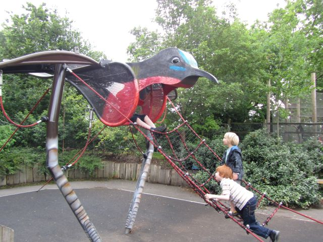 London Zoo Ornithopter