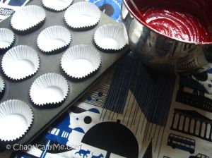 red velvet cupcake with cream cheese frosting recipe team gb