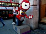Purple Trail 1. Red Bus Wenlock
