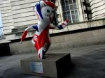 Red Trail London 1. Union Flag Mandeville