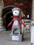 Red Trail London 9. Lambeth Palace Mandeville