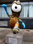 Blue Trail London 14. Monument Wenlock