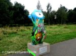 Green Trail 8 Animal Wenlock