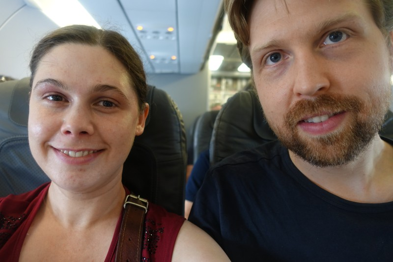 15 year wedding anniversary plane pic